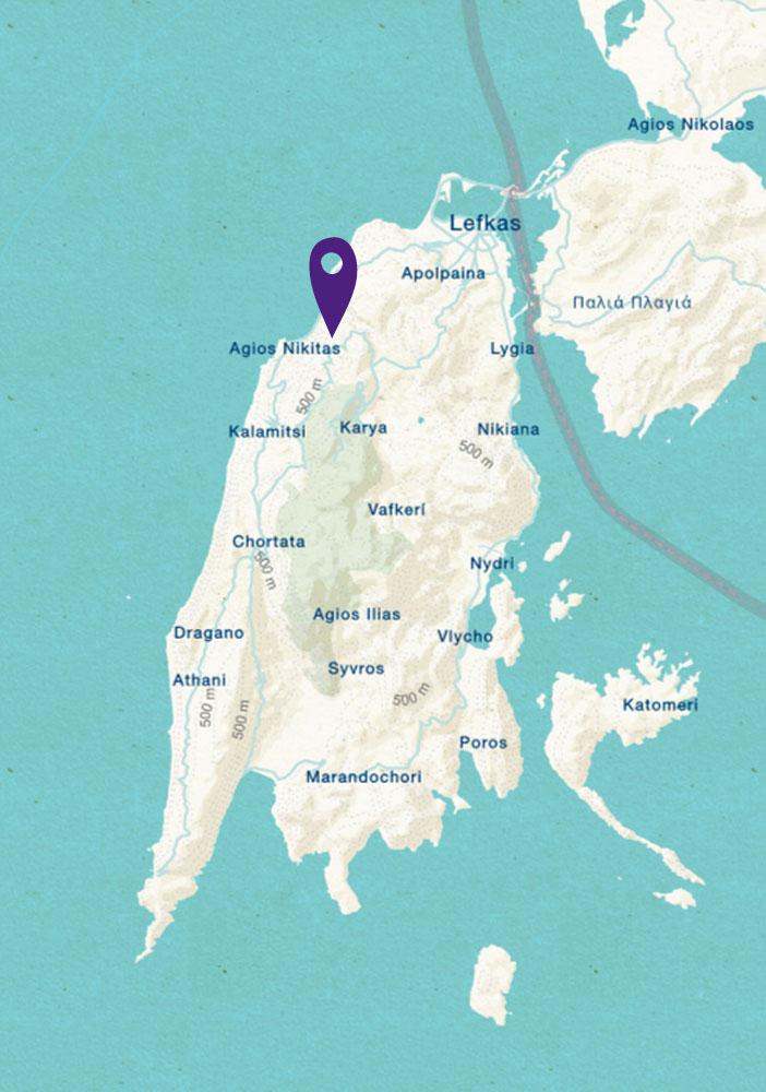 Map-lefkas